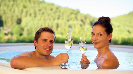 Wellness im Golfhotel Zedernhof in Stamsried
